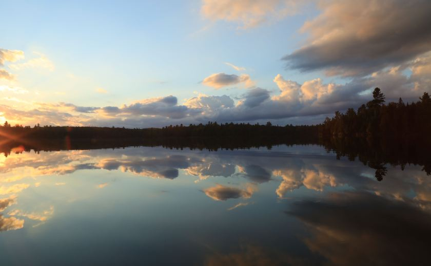 Source Lake Algonquin