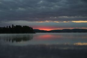 Lake of Two Rivers Algonquin